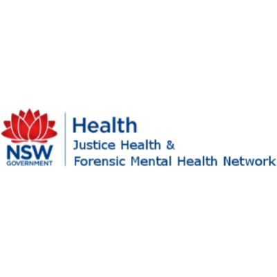 Justice Health and Forensic Mental Health Network logo