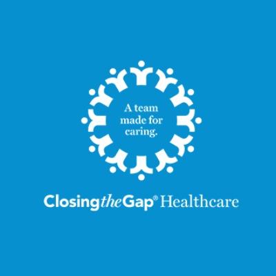 Closing the Gap Healthcare logo