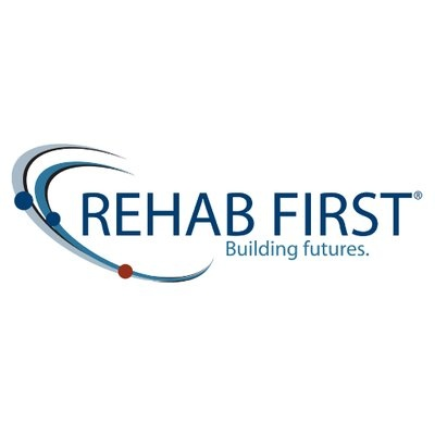 Rehab First Inc. logo