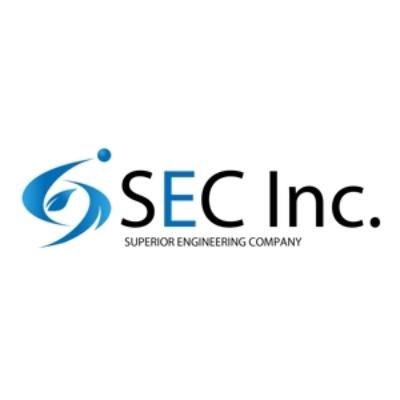 SEC株式会社のロゴ