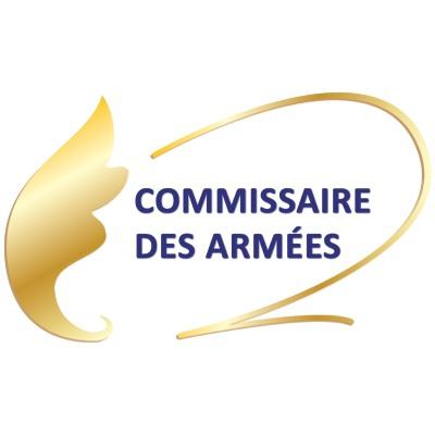 Logo Commissaire des armées