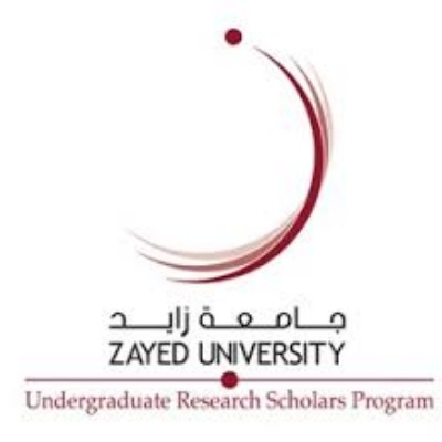 Zayed University logo