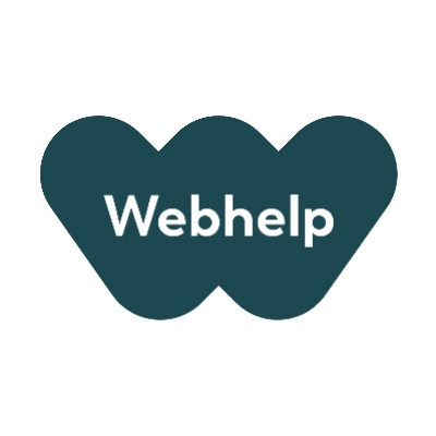WEBHELP λογότυπο