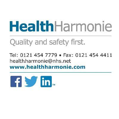 HealthHarmonie logo