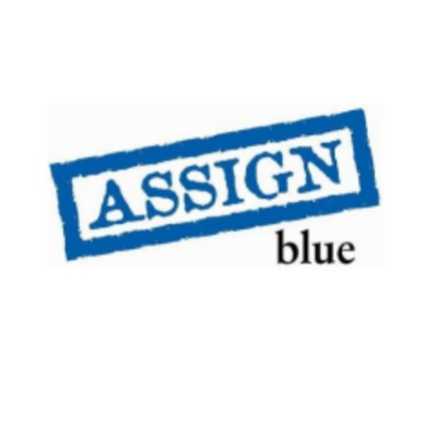 Assign Blue Pty Ltd logo