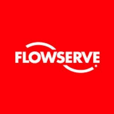 logotipo de la empresa Flowserve