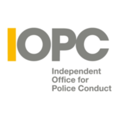 Independent Office for Police Conduct logo