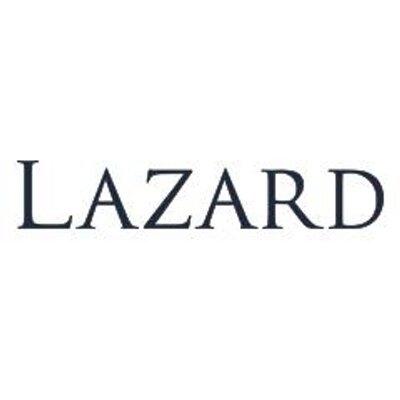 Logo Lazard