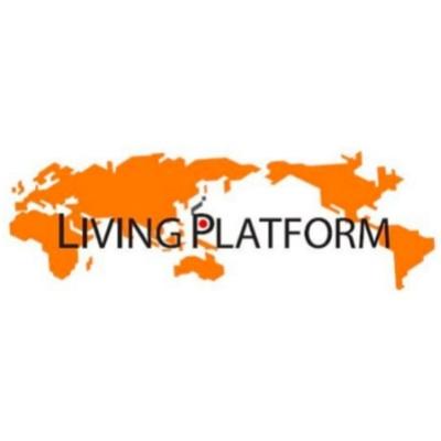 株式会社リビングプラットフォームのロゴ