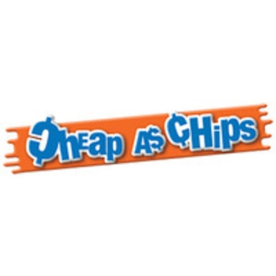 CheapasChips logo