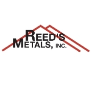 Reed's Metals logo