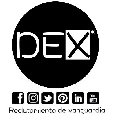 logotipo de la empresa DEX HUNTERS