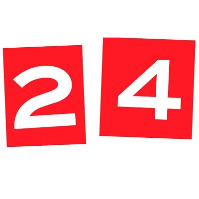 Logo van 24People