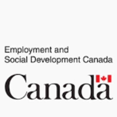 Logo Employment and Social Development Canada