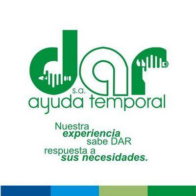 logotipo de la empresa Dar Ayuda Temporal