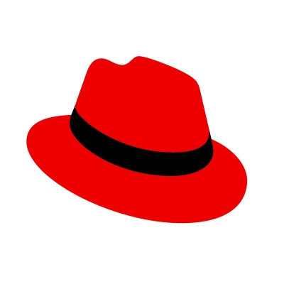 logotipo de la empresa Red Hat
