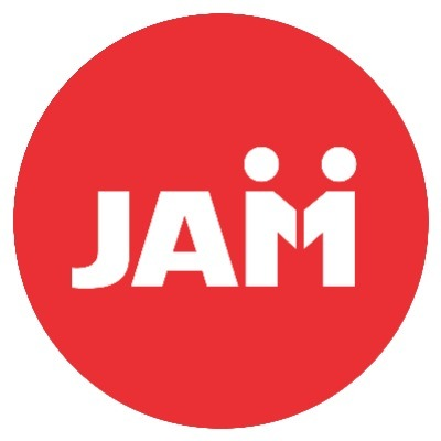 Logo van Jongerenuitzendbureau JAM