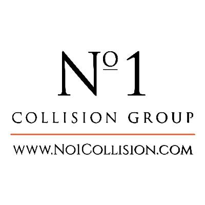 No. 1 Collision Group logo