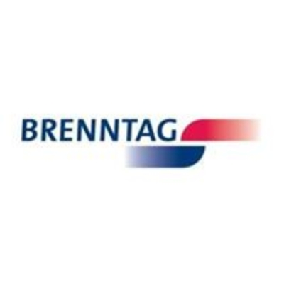 Logo Brenntag Group
