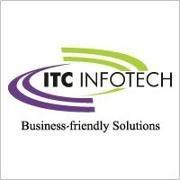 ITC Infotech logo