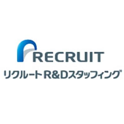 株式会社リクルートR&Dスタッフィングのロゴ