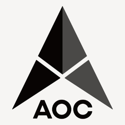 株式会社エー・オー・シーのロゴ