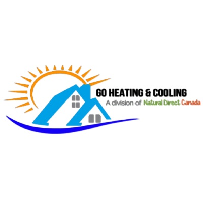 Go Heating/Natural Direct Canada logo