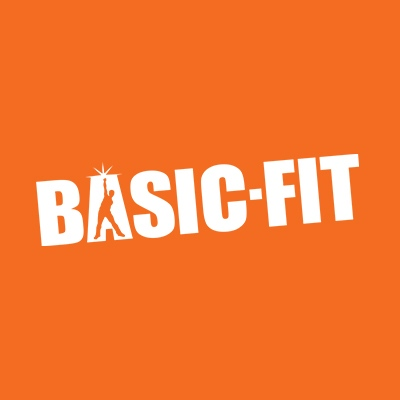 Logo van Basic-Fit