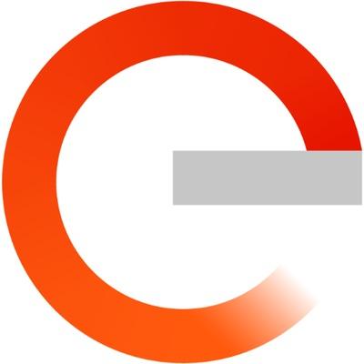 logotipo de la empresa ENEL