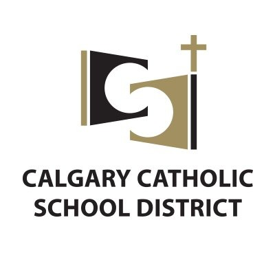 Calgary Catholic School District logo