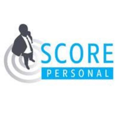 SCORE Personal-Logo
