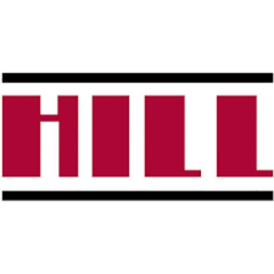 logotipo de la empresa Hill International