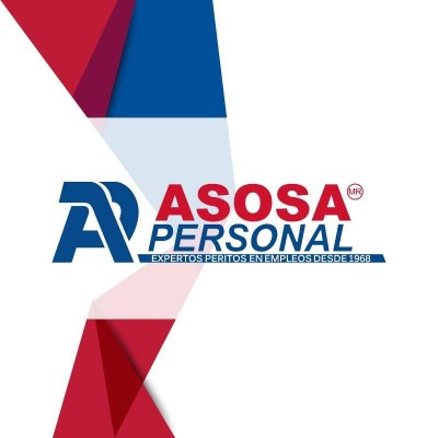 logotipo de la empresa ASOSA