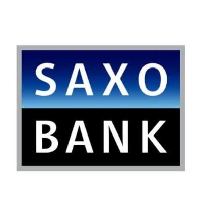 logo for Saxo Bank