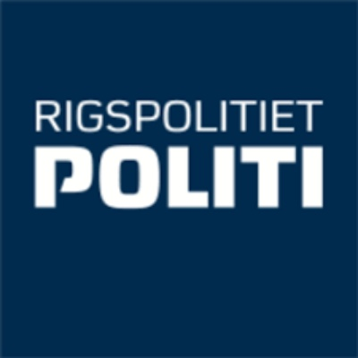 logo for Rigspolitiet