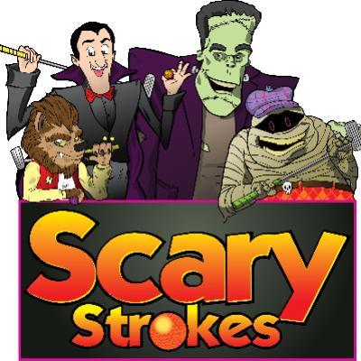 Scary Strokes logo