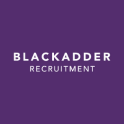 Blackadder Recruitment logo