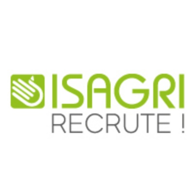 logotipo de la empresa ISAGRI