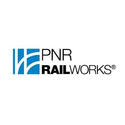 PNR RailWorks logo