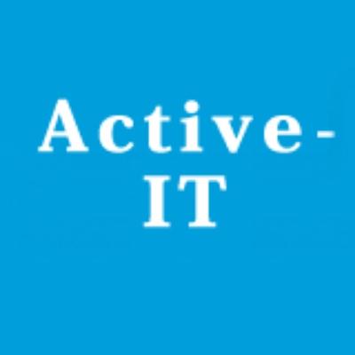 アクティブ・アイティ株式会社のロゴ