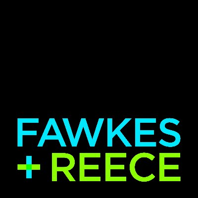 Fawkes and Reece logo