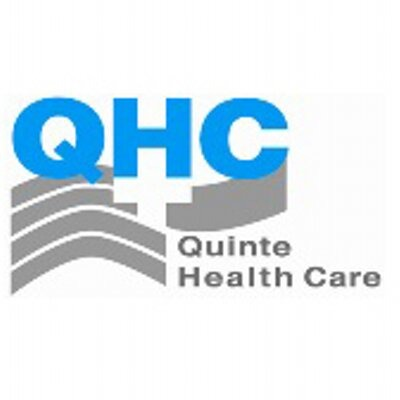 Logo Quinte Health Care
