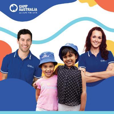 Camp Australia logo