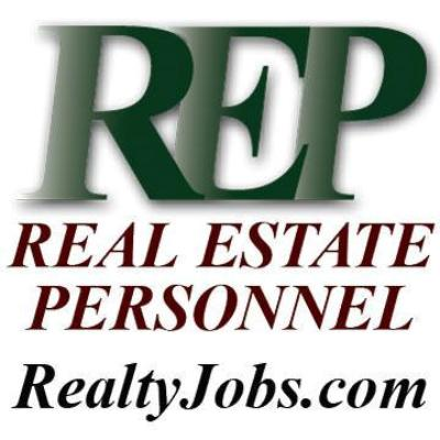 REAL ESTATE PERSONNEL logo