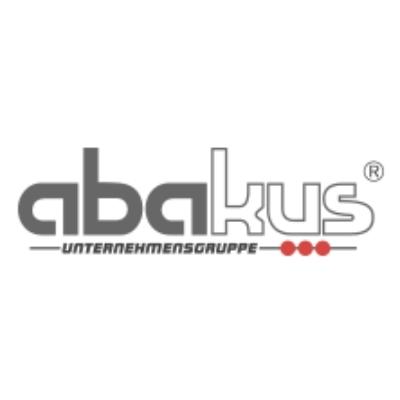 abakus Unternehmensgruppe (aba Logistics, aba Personal, abakus Personal)-Logo