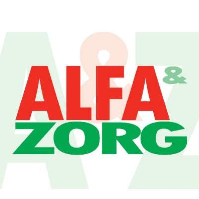 Logo van Alfa & Zorg