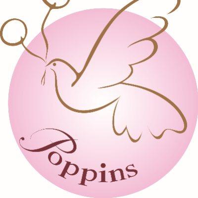 株式会社ポピンズのロゴ