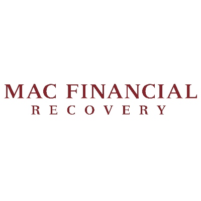 MAC FINANCIAL RECOVERY logo