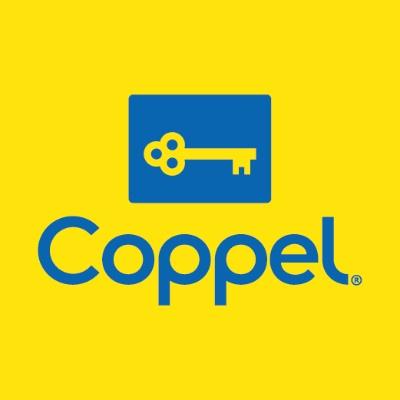 logotipo de la empresa Coppel