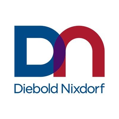 logotipo de la empresa Diebold Nixdorf